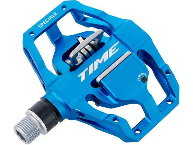 Time Speciale MTB Pedalen, blue